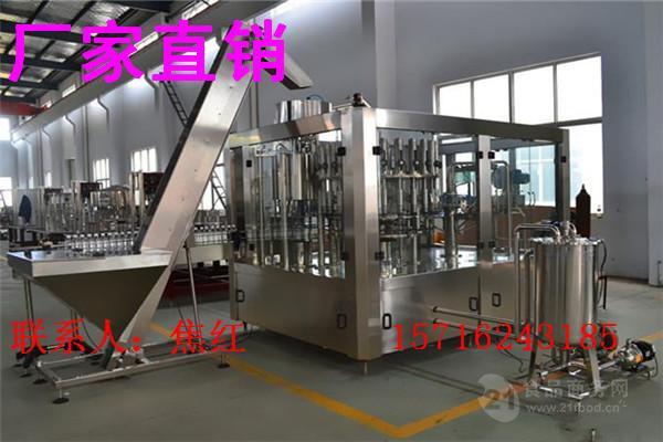 自动瓜果饮料生产线