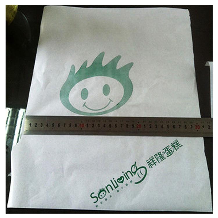 食品防油纸现烤面包垫盘纸蛋糕垫纸焙烤纸饭