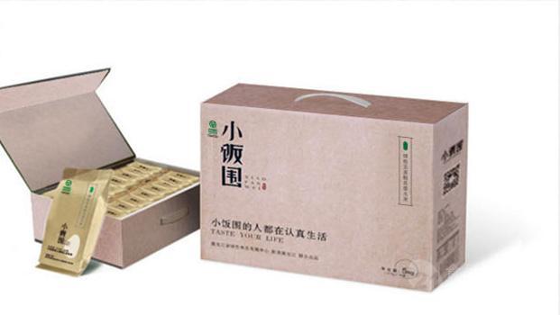 五常稻花香绿色大米5kg礼盒装