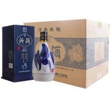 上海汾酒代理/汾酒青花三十年小兰花500ml整箱批发