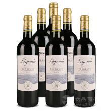 法国进口红酒上海专卖 拉菲传奇批发 拉菲干红葡萄酒价格
