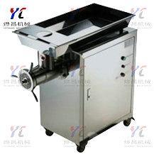 上海食品厂绞肉机 商用绞肉机 绞肉泥的机器