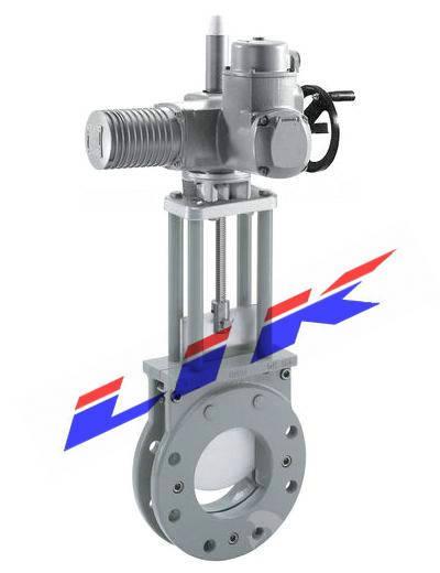 进口电动刀型闸阀|原装进口刀型闸阀|德国莱克LIK品牌