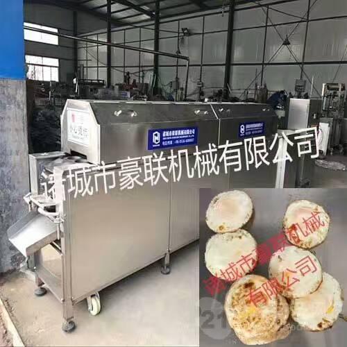 豪联牌HLJ-2000优质不锈钢式全自动荷包蛋煎蛋机