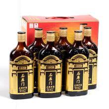 上海石库门黄酒批发、石库门老黑标价格、石库门黄酒专卖