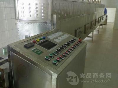 红曲米微波干燥设备