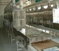 隧道式土豆片微波干燥设备