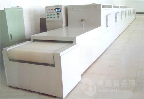 隧道式武汉热干面微波干燥设备