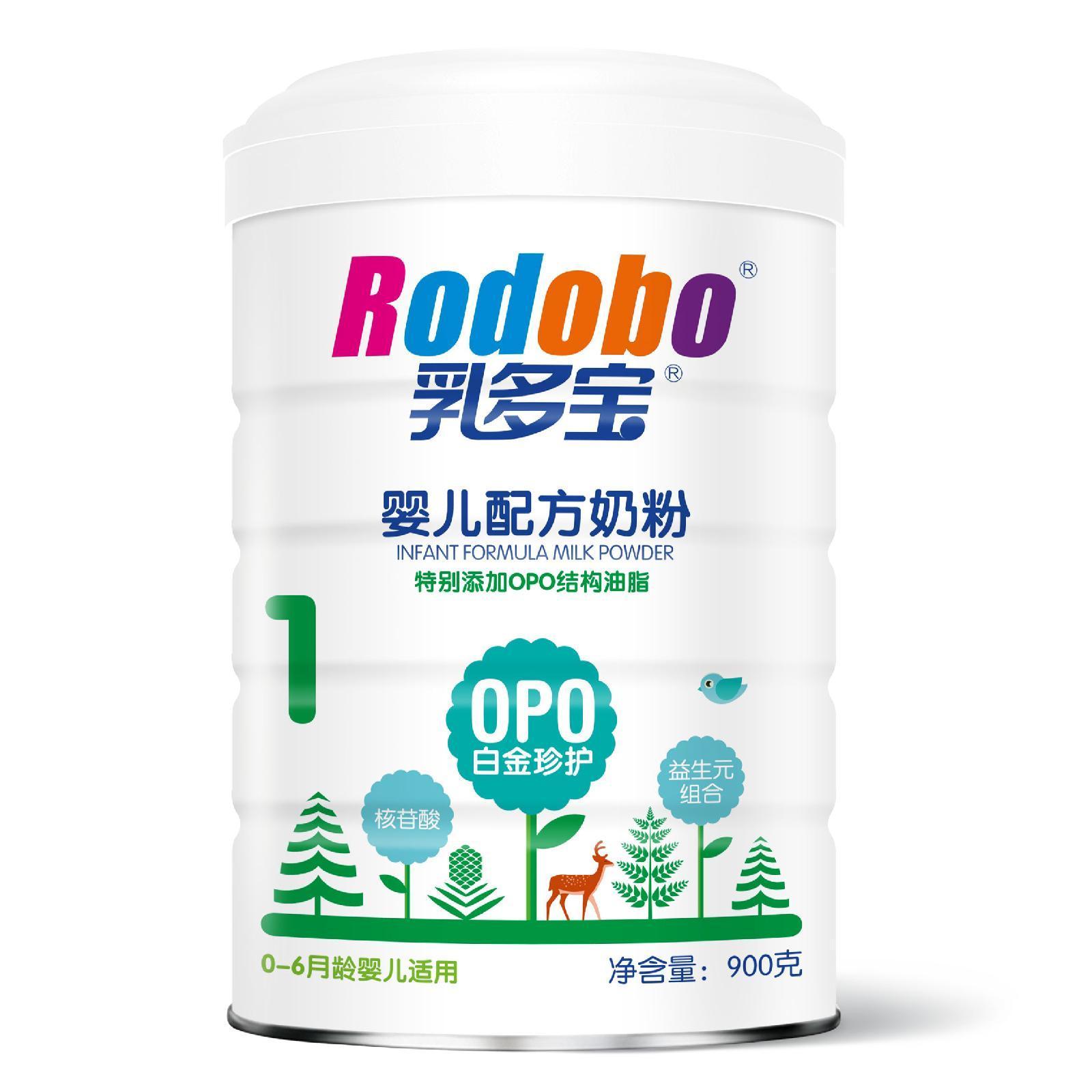 乳多宝OPO白金珍护系列900g