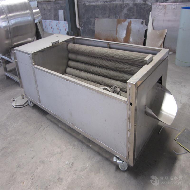 山东蔬菜清洗机 1200土豆去皮机