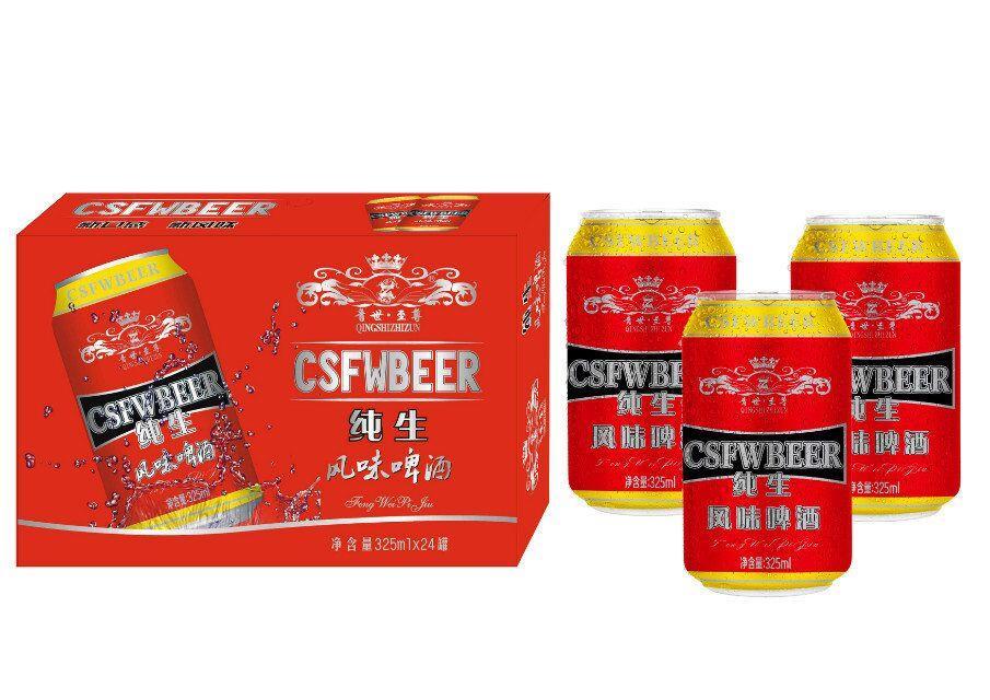 高度易拉罐啤酒招商/便宜啤酒批发批发价格 山东 青岛