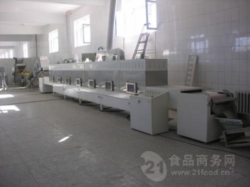 四氟粉微波干燥设备