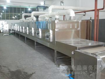 纤维棉微波干燥设备