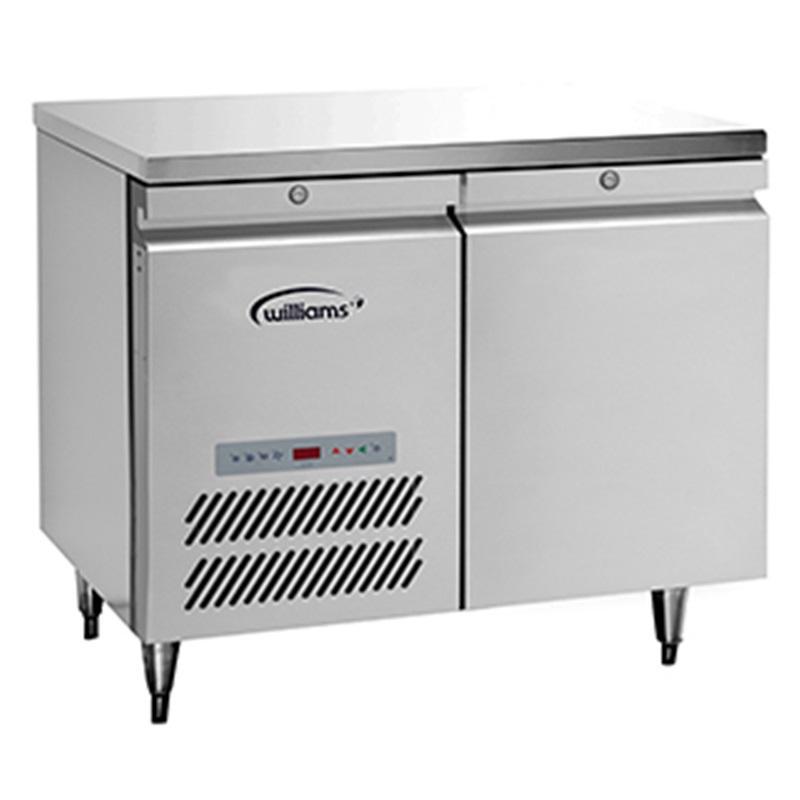 Williams威廉士单门平台高温雪柜HO1U(J)-XD 平冷操作台冰箱