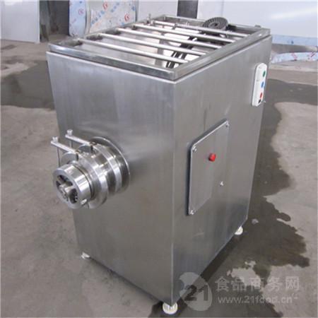 食品加工冻肉绞肉机 不锈钢冻肉绞肉机
