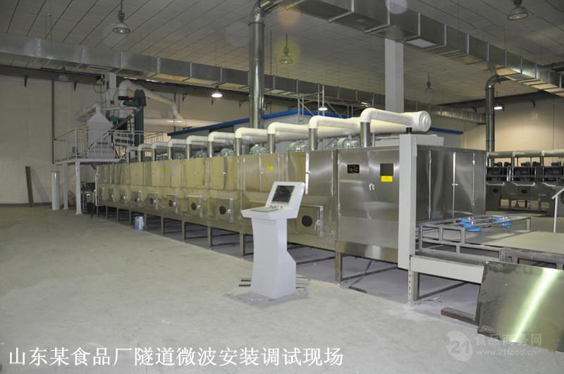 成核剂微波干燥设备