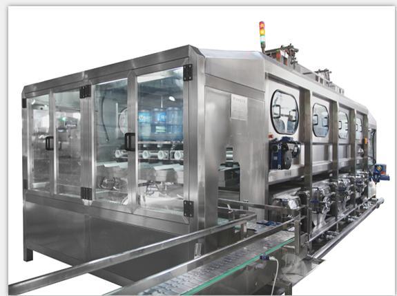 全自动水处理桶装线瓶装线设备