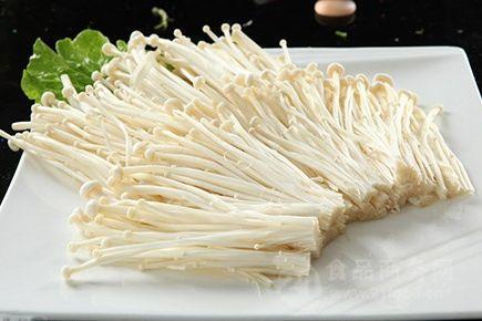宏鸿食材配送|金针菇