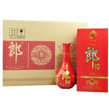 酱香典范红花郎10年价格+红花郎10年53度优惠批发价