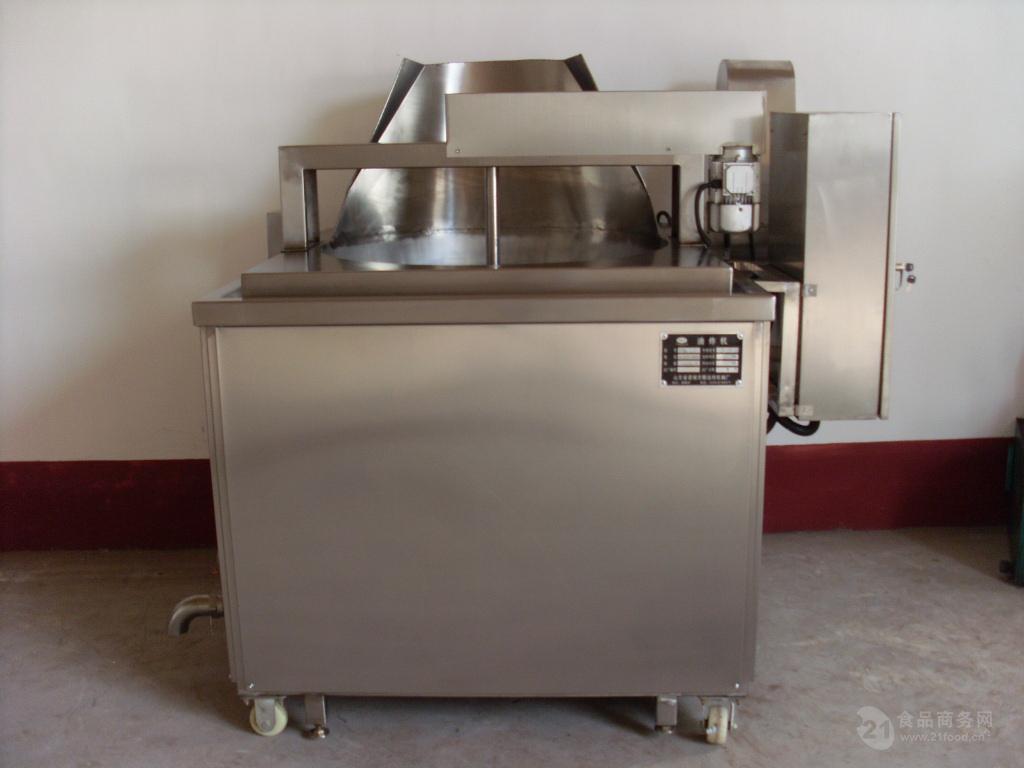 全自动油炸锅 电加热油炸锅 油水分离油炸锅