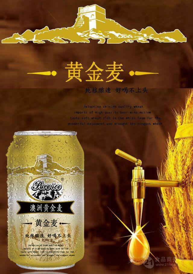 低度夜场易拉罐啤酒招商/小瓶啤酒代理
