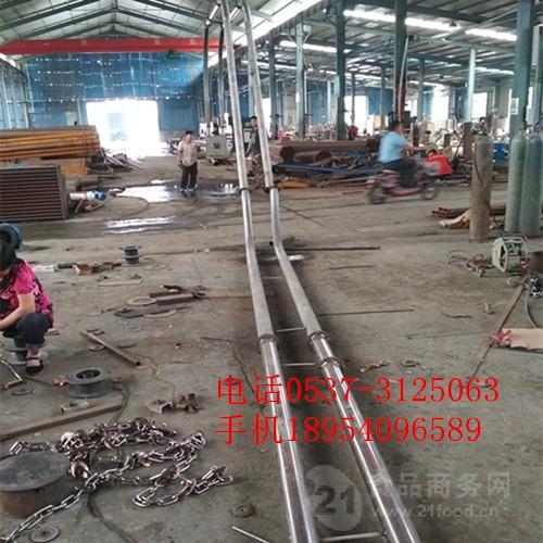 管链上料机 优质管链输送机 不锈钢管链机厂家 徐