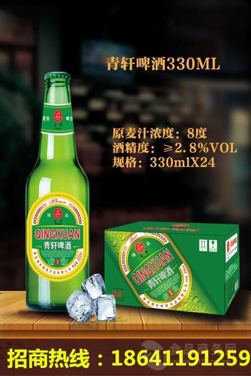 加盟的夜场啤酒品牌