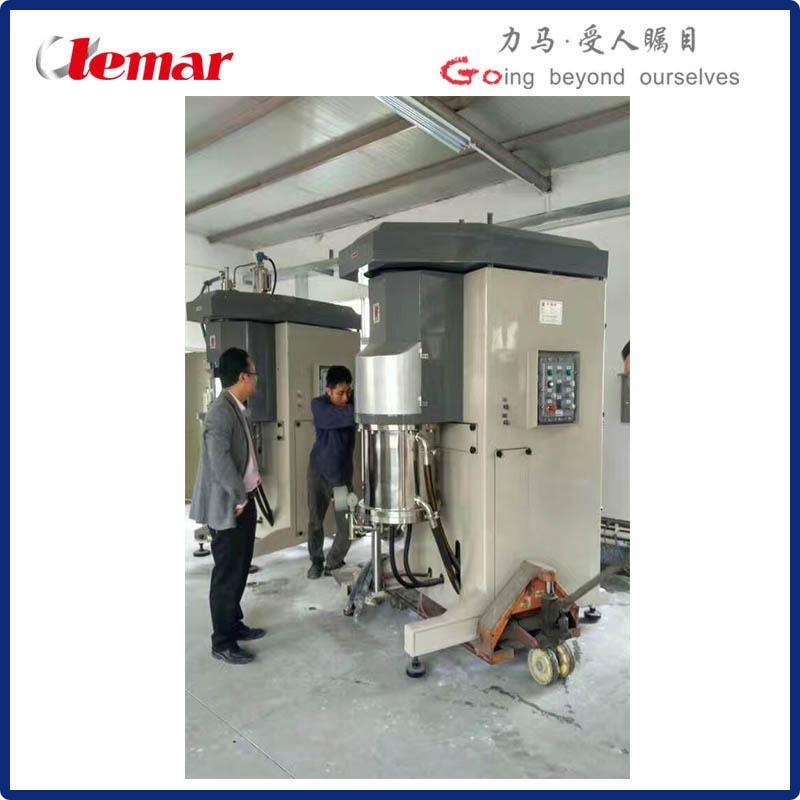 涡轮凸销实验室珠磨机0.3升