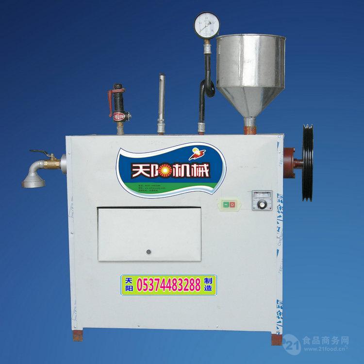 电两用气玉米馇子机