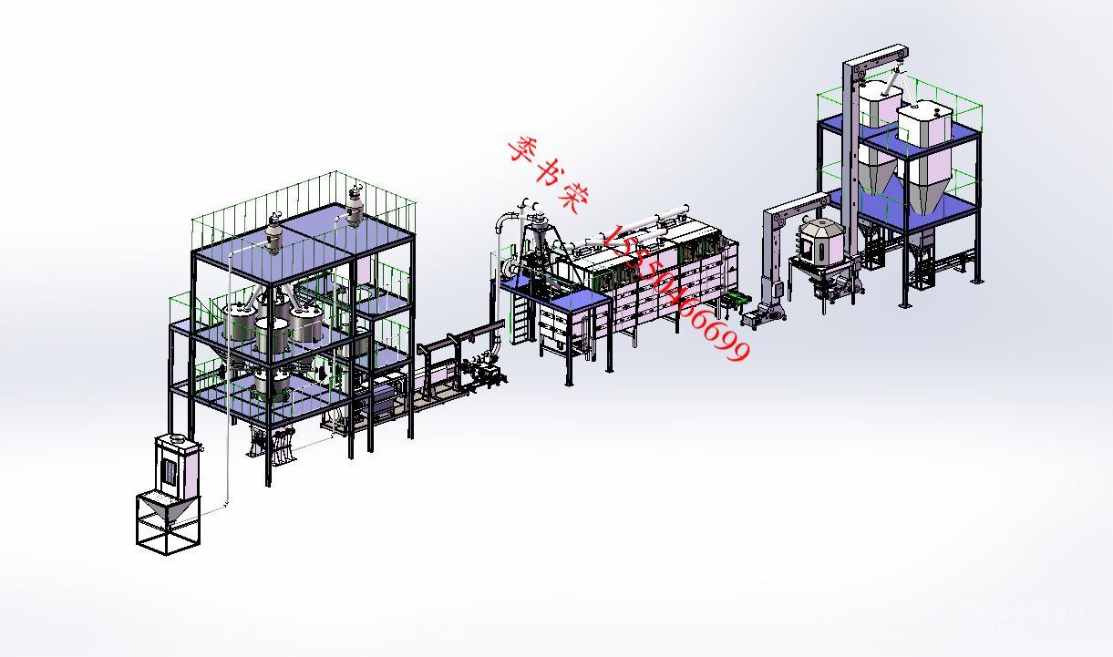 宠物膨化食品加工机械