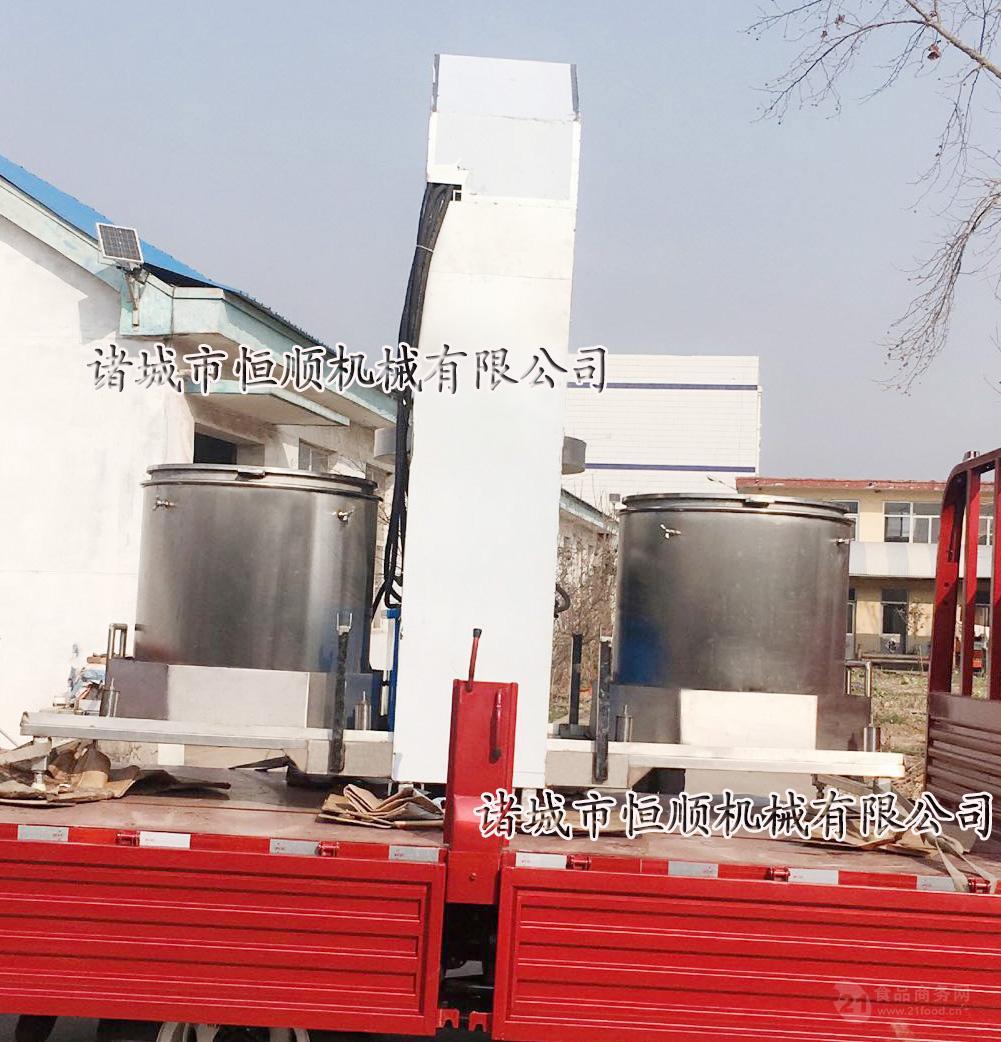 粮食酒原浆酒压榨机 小麦、玉米、黑玉米发酵粮食原浆酒压榨机