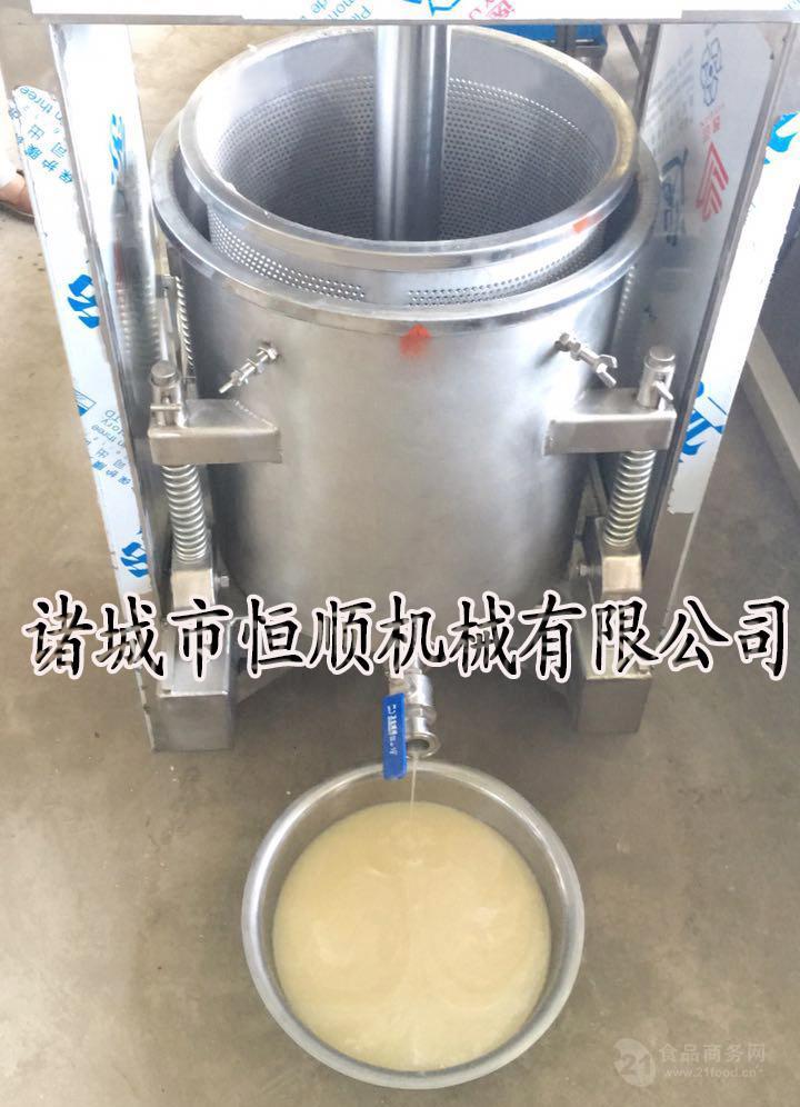 蔬菜加工面条果蔬汁压榨机 番石榴压榨机  果蔬饮品、薯渣脱水加