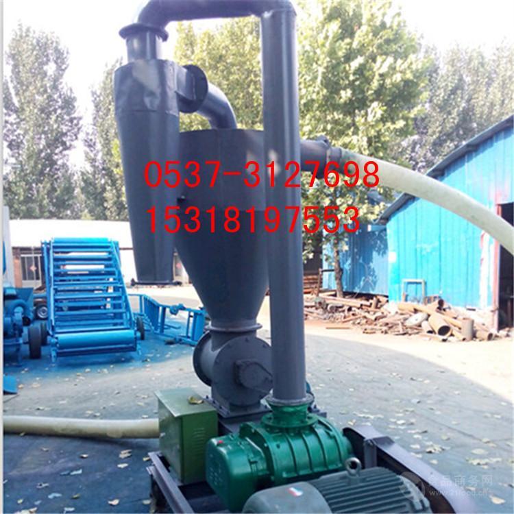 按需定制气力吸粮机 厂家直销气力输送机曹