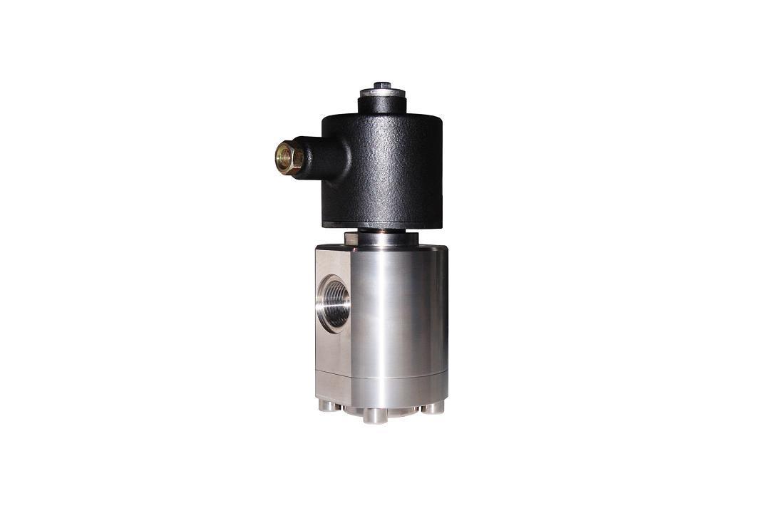 进口超高压电磁阀工作原理图|德国莱克LIK品牌