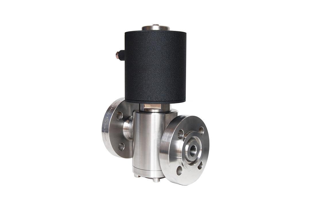 进口法兰高压电磁阀工作原理|德国莱克LIK品牌