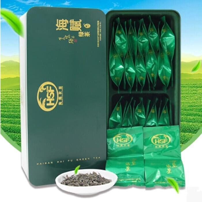 海南白沙绿茶 海南茶叶  养生下火茶