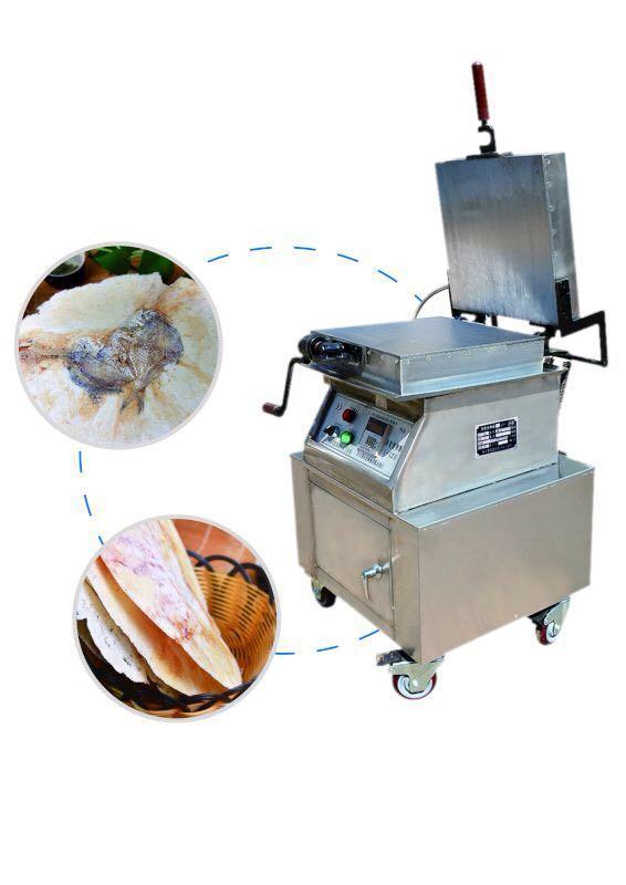 海鲜煎饼机