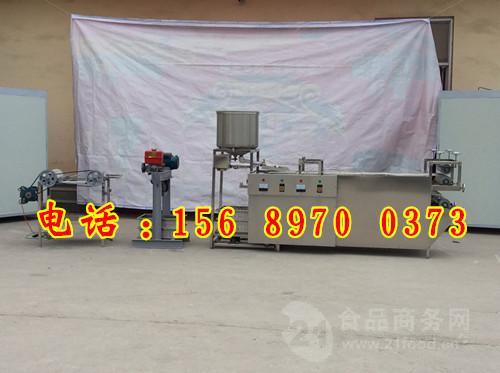 贵州小型豆腐皮机厂家豆腐皮机械设备豆腐皮生产线自动化