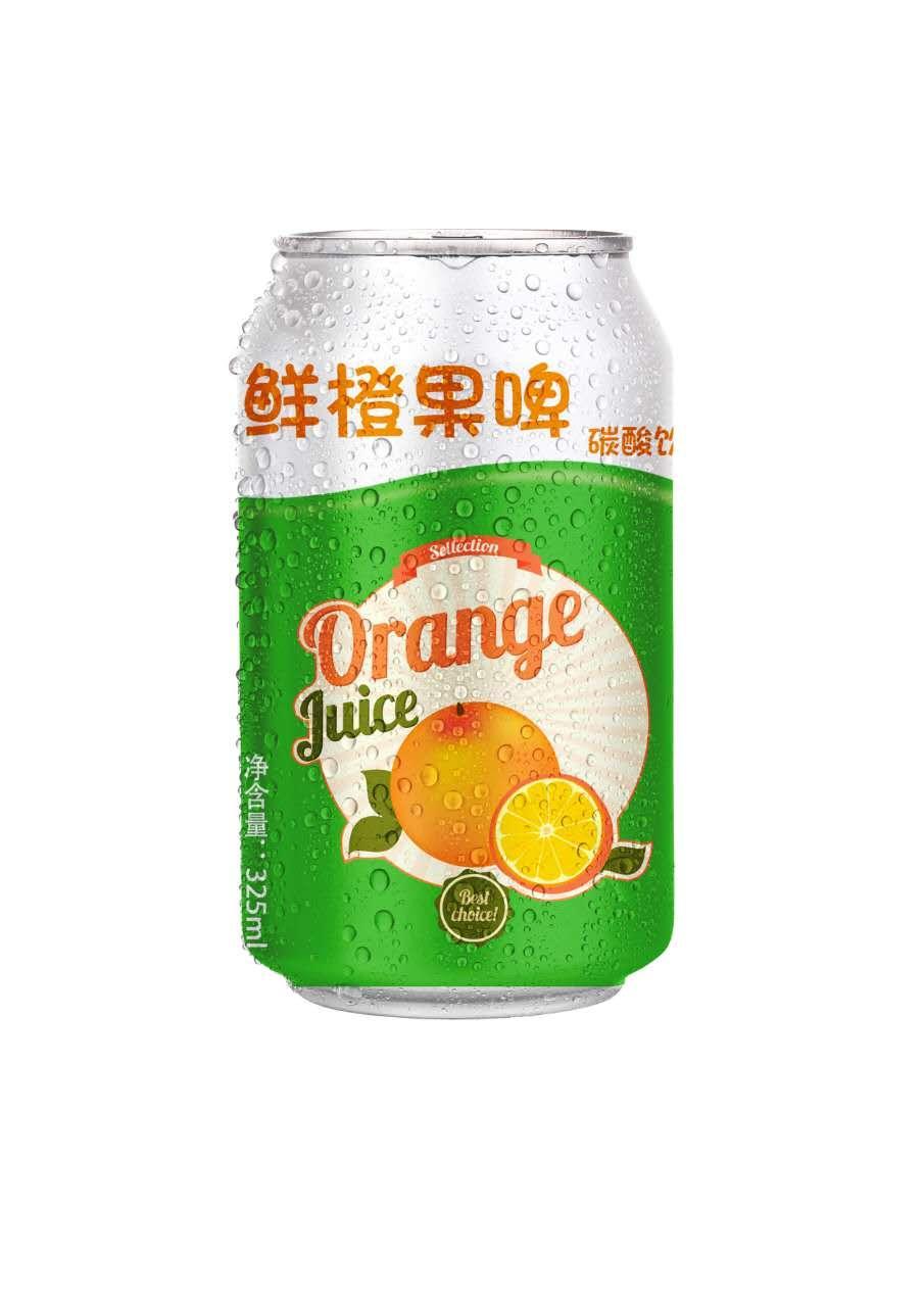 易拉罐菠萝啤代理