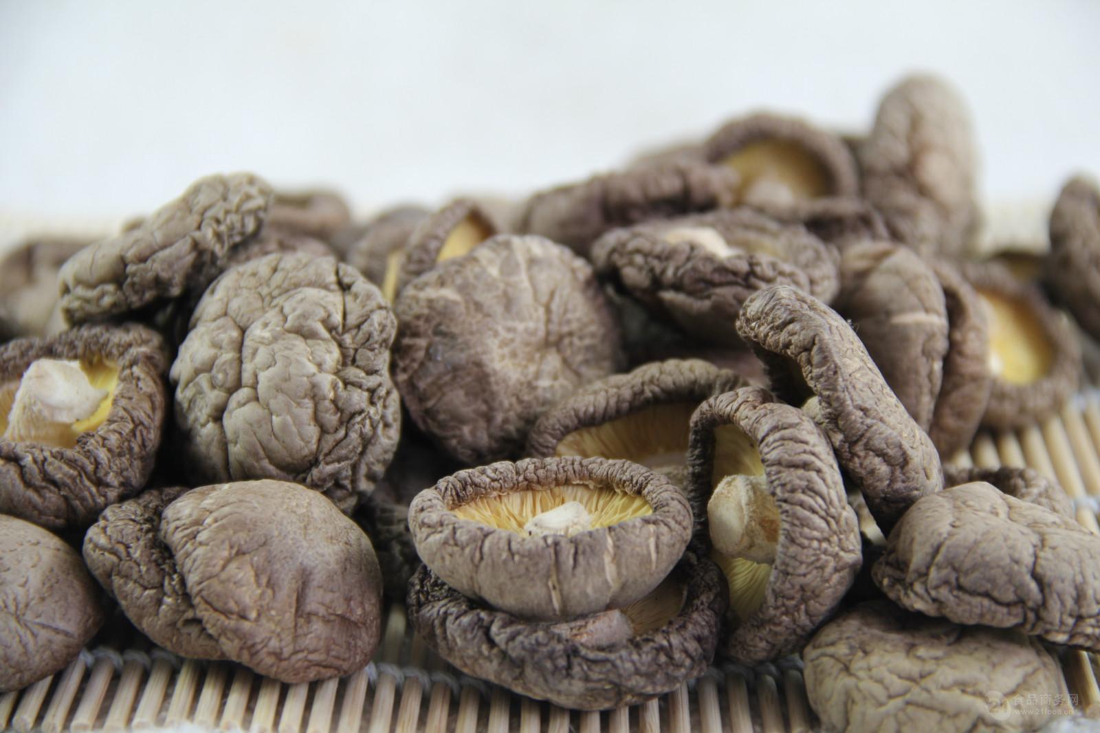 庆元香菇 有机香菇