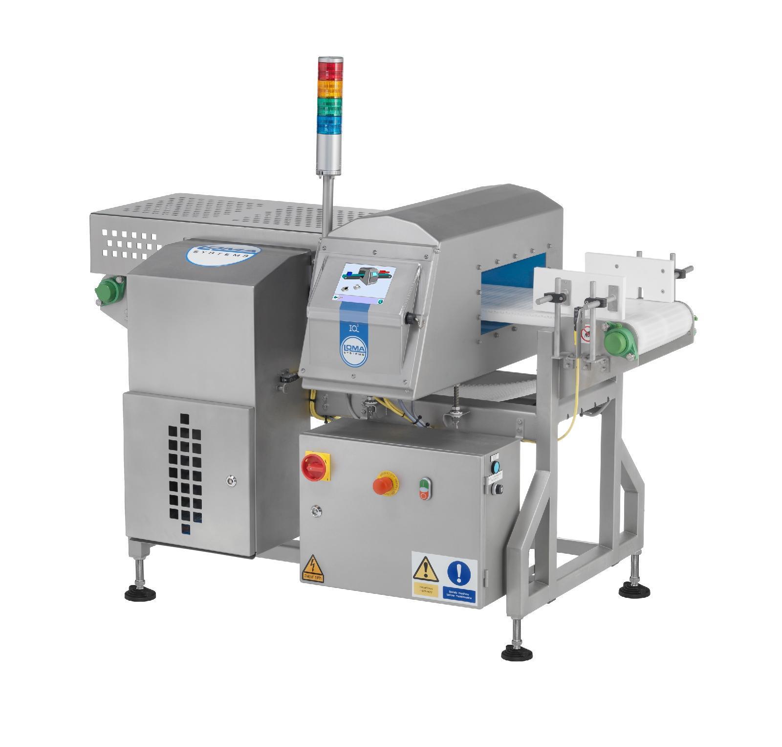输送带式金属检测机 专业检测金属异物