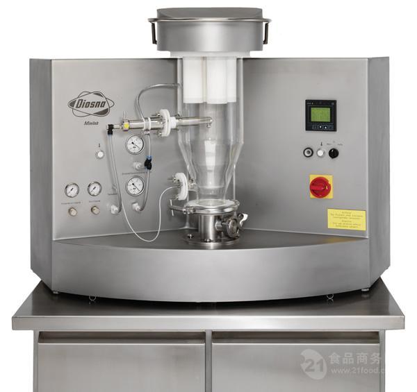 实验室流化床干燥机_实验室流化床(喷雾造粒干燥机) MiniLab_流化床干燥设备-食品商务网