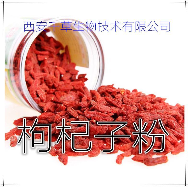 枸杞浸膏粉 厂家生产天然提取物定做浓缩流浸膏