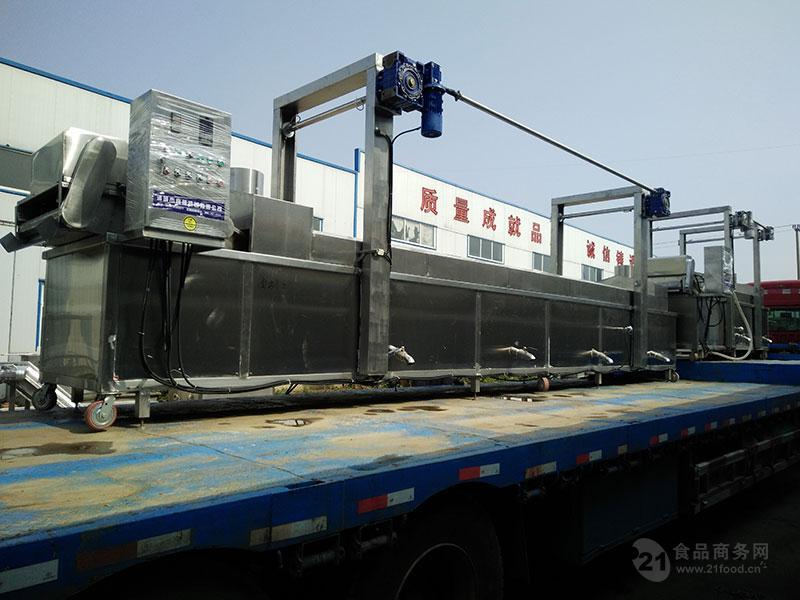 煮锅厂家推荐肉制品卤制生产线