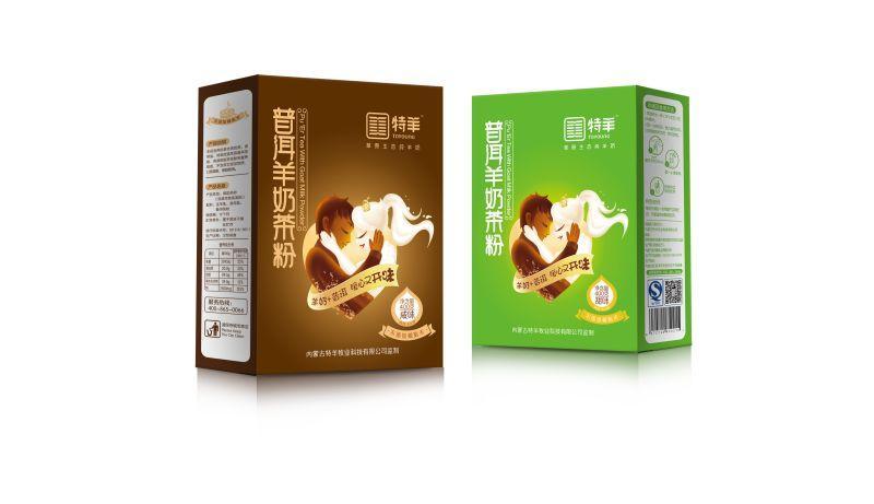 普洱羊奶茶粉