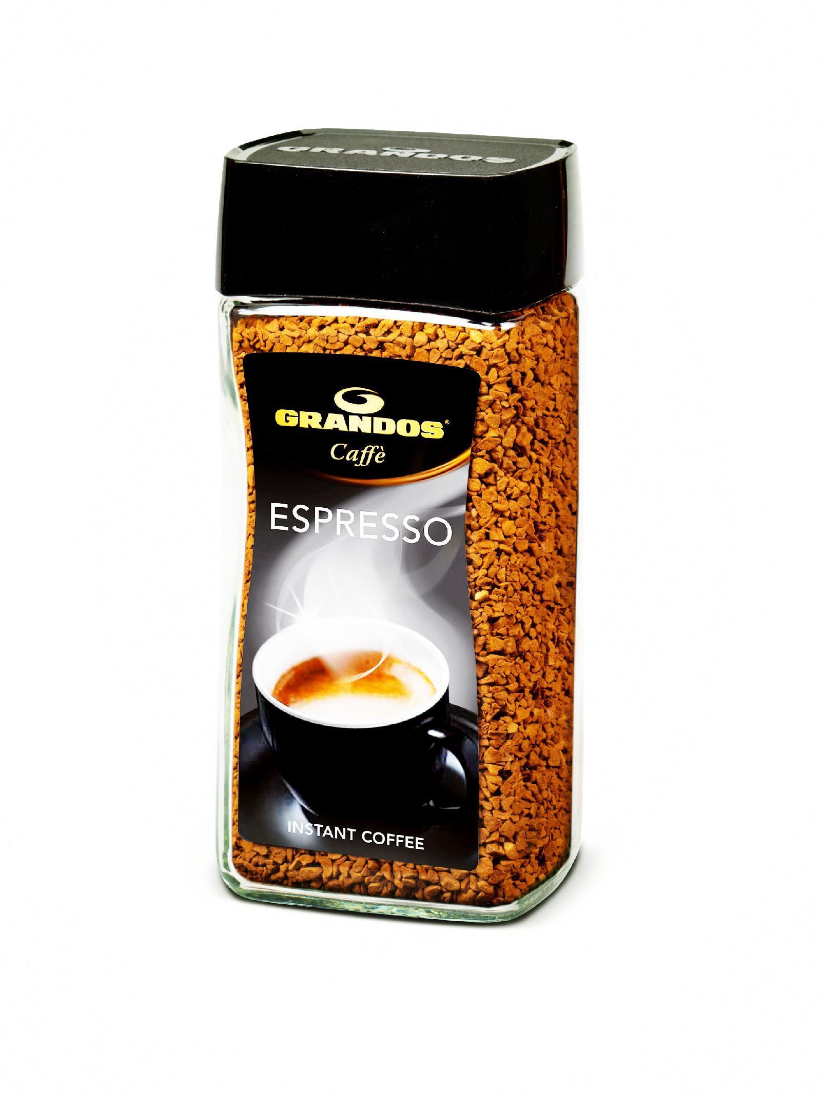 格兰特特浓黑咖啡