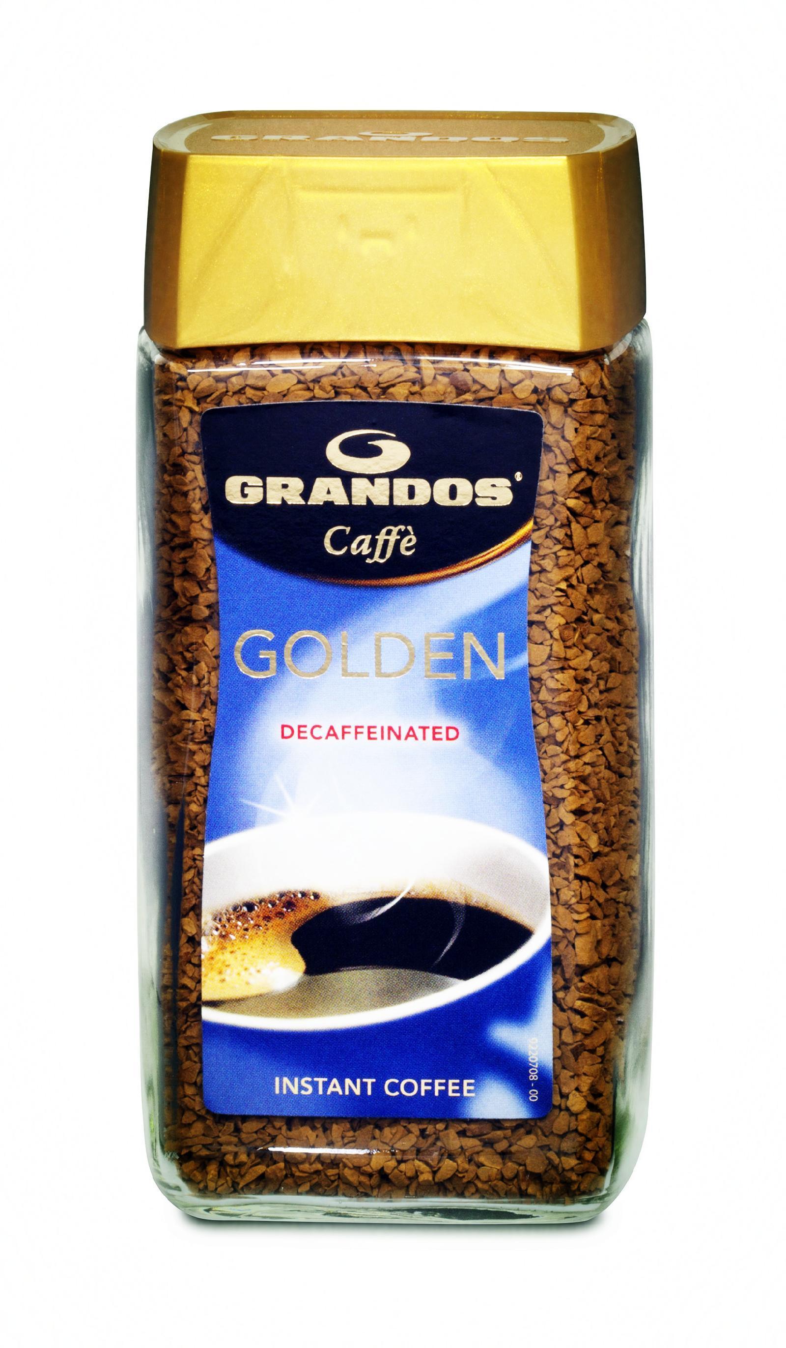 格兰特脱咖啡因黑咖啡