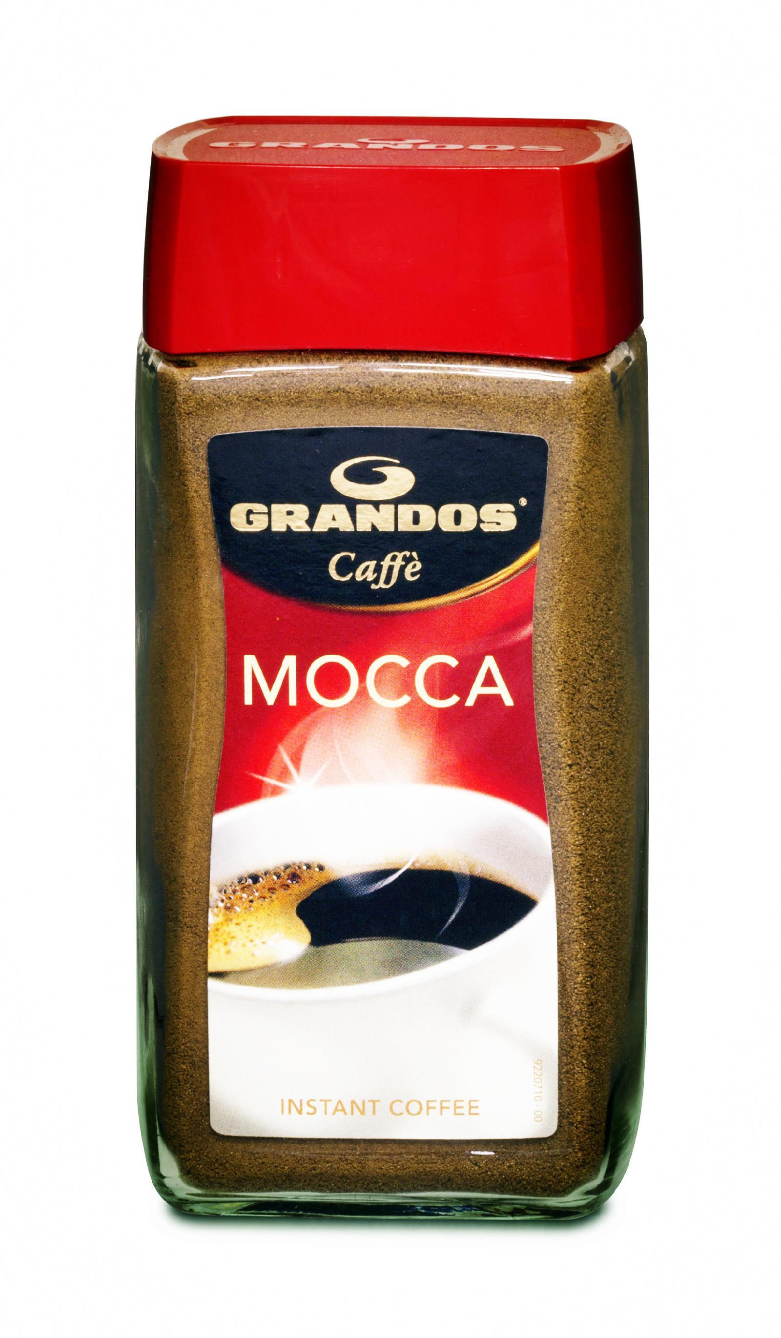 格兰特摩卡黑咖啡