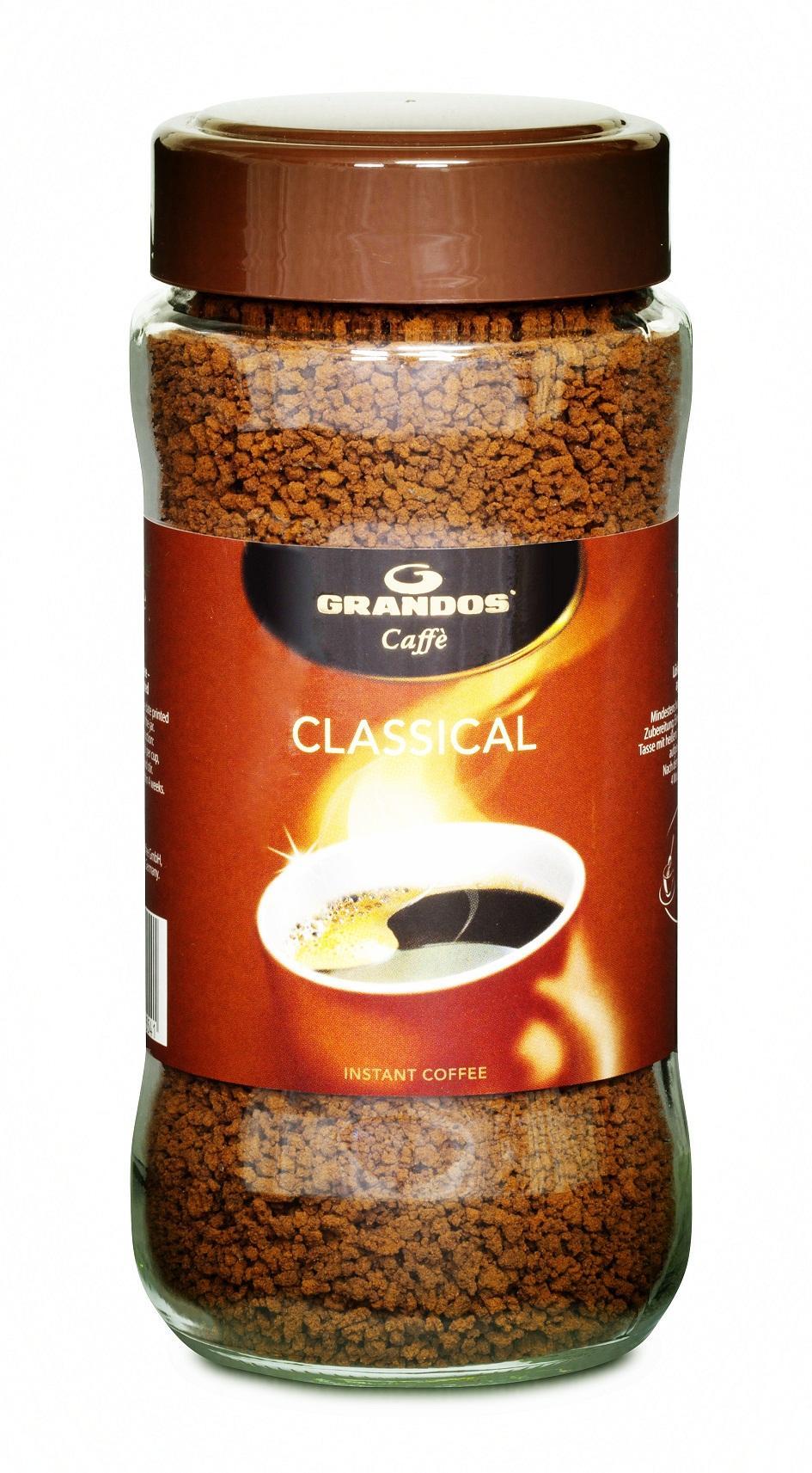 速溶咖啡及咖啡粉