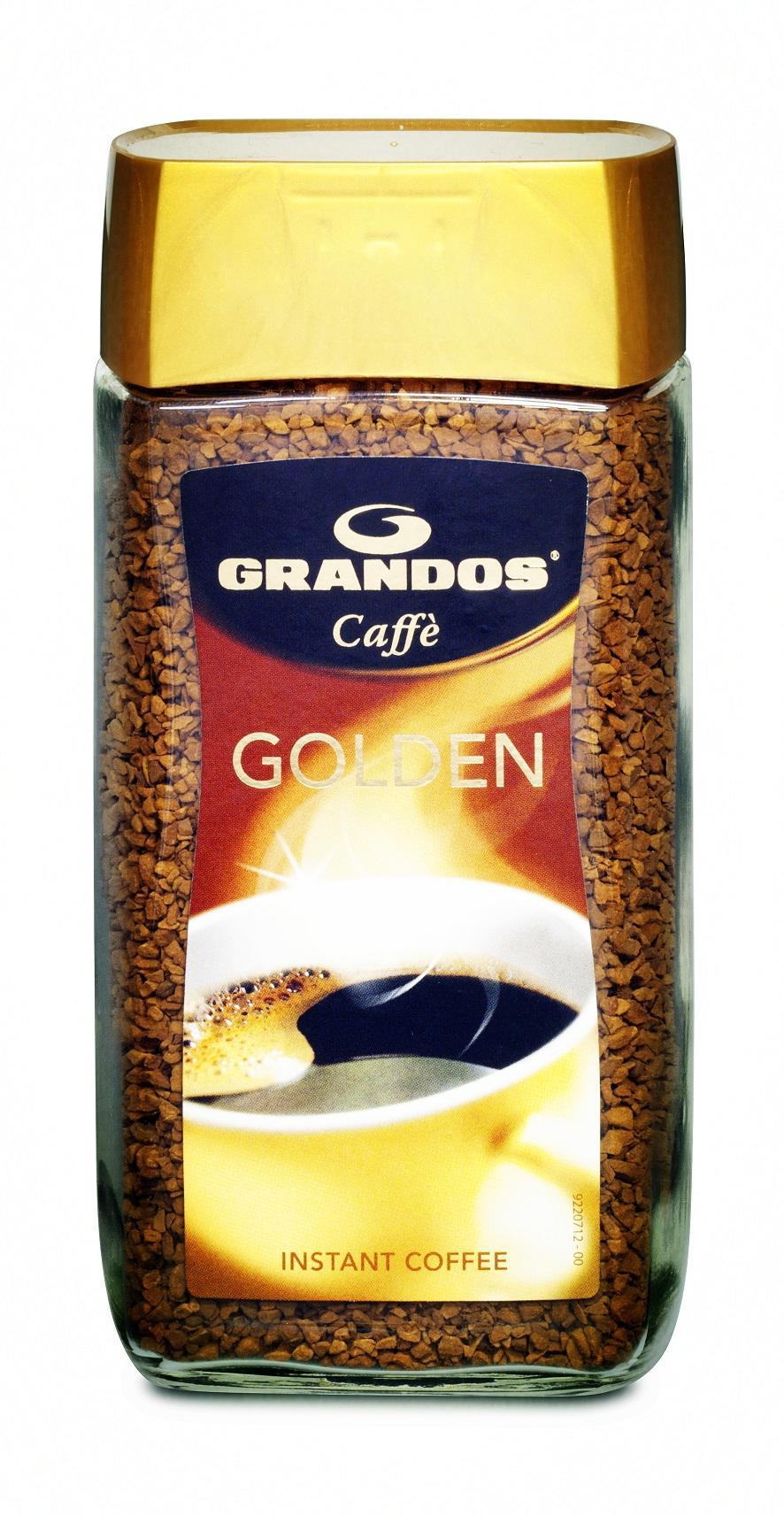 格兰特金牌黑咖啡